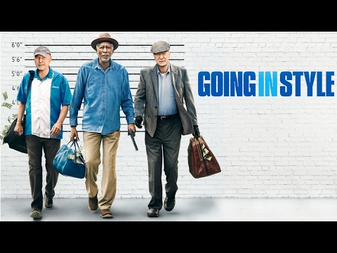 Going In Style Movie Review || Comedy, Crime || April,2017 || Upcoming  Movies News