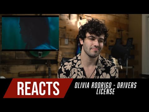 Producer Reacts to Olivia Rodrigo - Drivers License