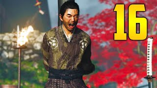 Ghost of Tsushima - Part 16 - A RECKONING IN BLOOD (Gameplay Walkthrough, Let's Play)