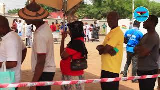 NDC decides: Voting at Madina Constituency