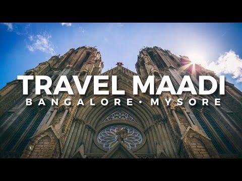 Travel Maadi   Bangalore/Mysore.