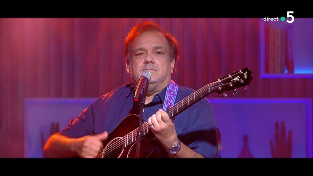 Le live : Didier Bourdon «Do sol mi» - C à Vous - 14/06/2021