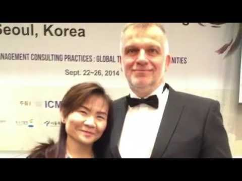 ICMCI Conference & Annual Meeting,Seoul, South Korea