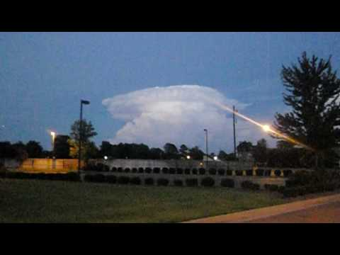 Strange Weather and UFOs in Greenwood MS