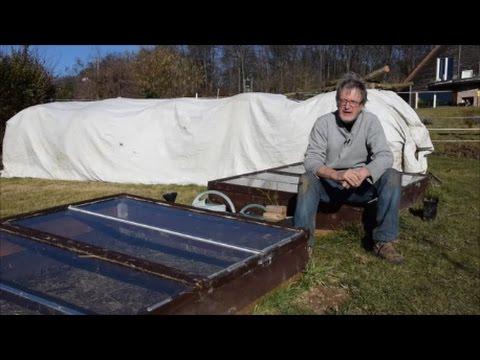 le potager du paresseux temp ratures du sol 26 f vrier 2017 youtube. Black Bedroom Furniture Sets. Home Design Ideas