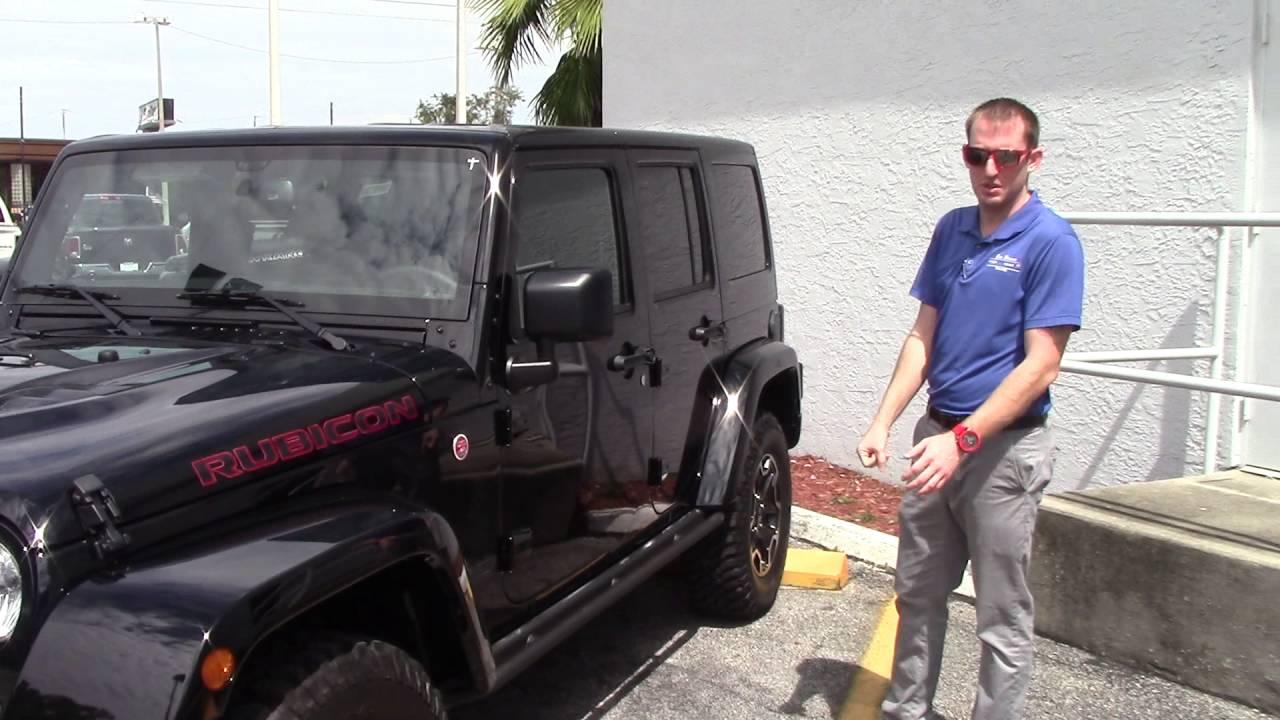 Jim Browne Jeep >> Nick Martin With Rubicon At Jim Browne Chrysler Jeep Youtube
