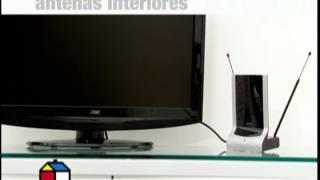 ¿Qué antenas nos pueden servir para el televisor?