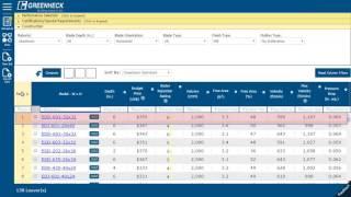 eCAPS®   How To Make A Louver Selection