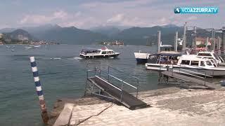 Cala il livello delle acque del Lago Maggiore