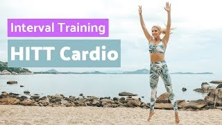 Interval Training - HIIT Cardio Workout | Rebecca Louise