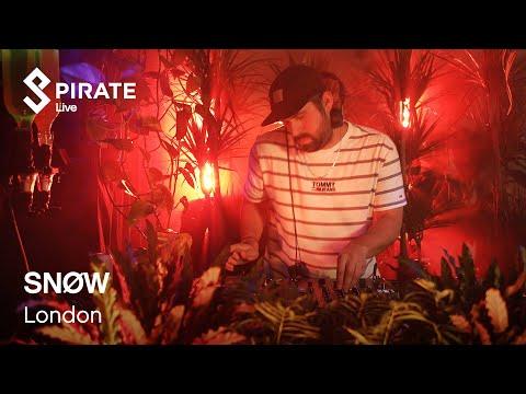 SNØW DJ Set | Pirate Live x Boomtown