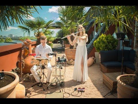 Lounge Duo  -  Flute & Percussion (short version)