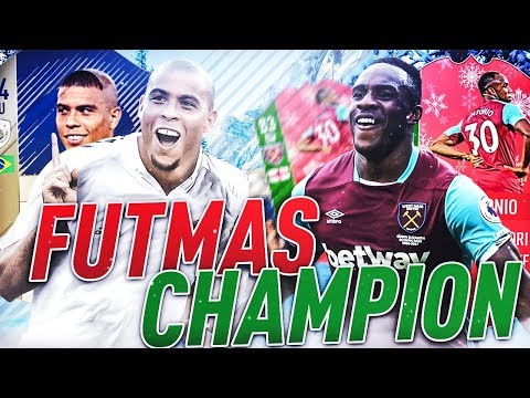 FIFA 18 - PACK OPENING FUTMAS + FUT CHAMPION ( je suis en 8-0)
