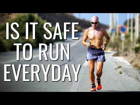 Is It Safe To Run Everyday Let's Find Out | Health Wisdom
