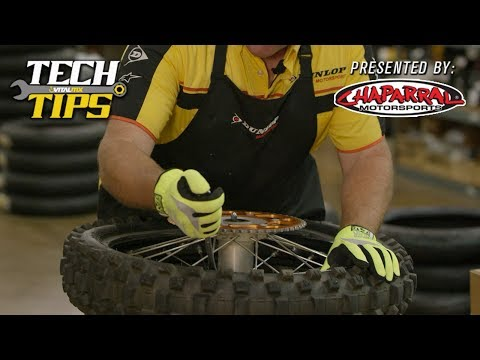 Vital MX Tech Tips: How to Change a Motorcycle Tire