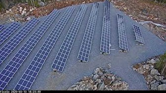 Ficolo Solar Energy  Project | Live Stream