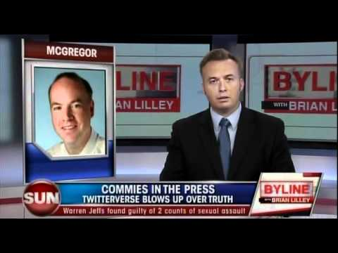 Brian Lilley on the Communists in the Ottawa Press Gallery
