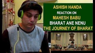 The Journey of Bharat - Bharat Ane Nenu Trailer...