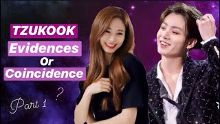 TZUKOOK Coincidence or Evidences? PART 1
