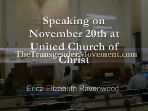 Erica Elizabeth Ravenwood speaks Nov  20th
