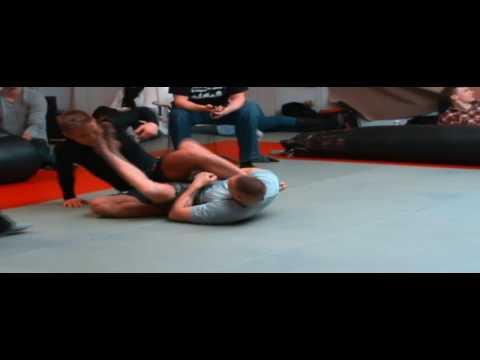 Nicola Gozzi Frontier vs Thomas Iburg PI Judo