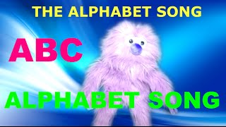 Learning the alphabet, The Alphabet Song  - ABC - Childrens Songs -  Educational -  learning music