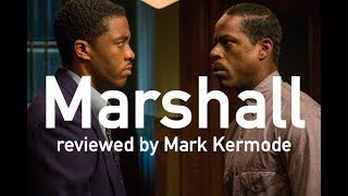 Marshall reviewed by Mark Kermode