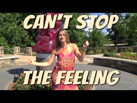 Can't Stop the Feeling! - Justin Timberlake, by the City of Greenville, SC