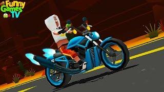 Игровой мультик про машинки и мотоциклы Веселые гонки по трассам мультфильм для детей Faily Rider(Бедолаге Филу не везет в игровом мультике про машинки - Faily Brakes... Теперь у него новые развлечения на мотоцикл..., 2016-11-05T04:00:00.000Z)