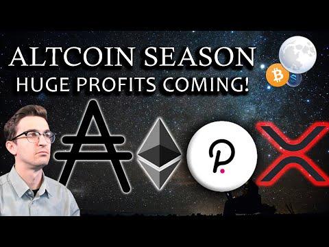 ALTCOIN SEASON SOON! Top 10 Crypto Price Predictions