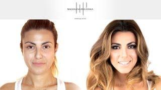 Jak zrobić makijaż w stylu KIM KARDASHIAN