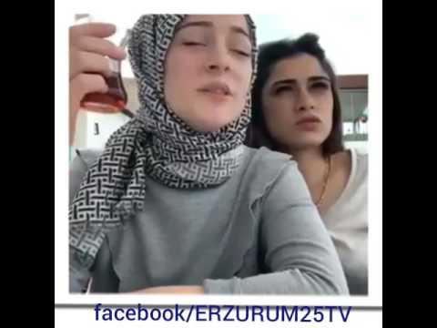 Erzurumlu Kızlar Kıskanırsa