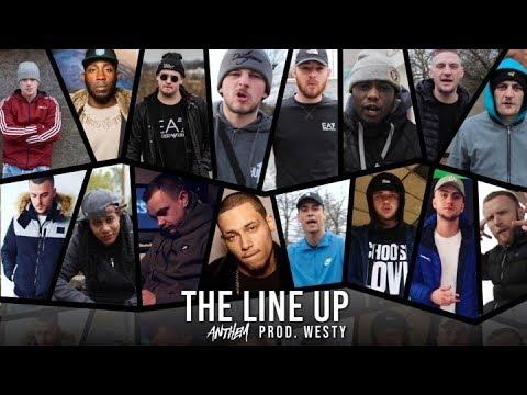 The Line Up (Anthem) 16 Mcs (Prod by Westy )