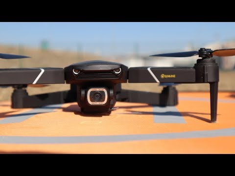 Eachine E520S GPS Drone Unboxing and Test | CHEAP GPS DRONE