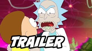 Rick and Morty Season 3 Episode 2 Promo - Behind The Scenes