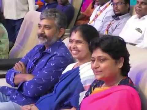 SS Rajamouli Speech at Sidharth Institutions Puttur || విద్యార్థులతో రాజమౌళి