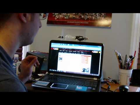 Maryland Sports Blog Training video part two.
