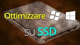 Ottimizzare Windows su SSD