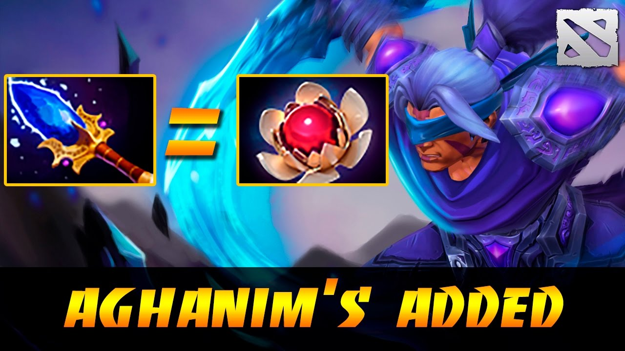 Anti Mage Aghanim's Scepter Dota 2 Patch 7.00