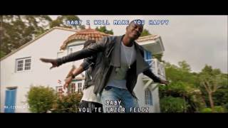 Loony Johnson Ft Landrick - Vou Ser Teu (Official Video LETRA) [ENG]