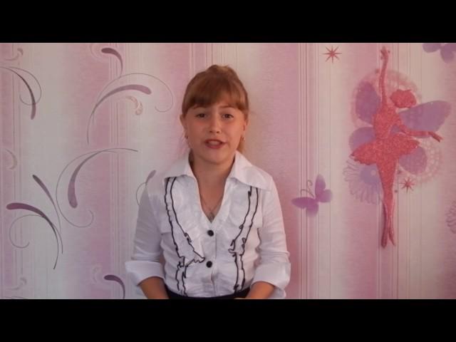 Изображение предпросмотра прочтения – МашаКолобова читает произведение «Варварство» М.М.Залилова (Джалилова)
