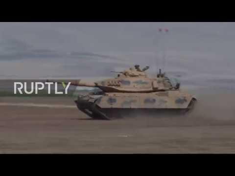 Turkey: Iraq and Turkey hold joint military drills after Kurdish referendum