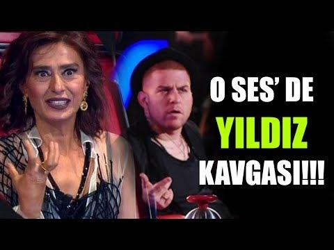 Yıldız Tilbe ile Athena Gökhan Kavga Etti O Ses Türkiye Karıştı!!!
