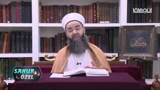 Hz.Kaab'ın , Hz .Ömer'e ( radıyallâhu anhuma) Tesirli Vaazı - Cübbeli Ahmet Hocaefendi