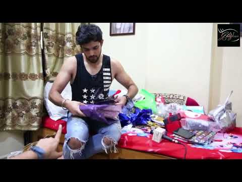 Parth Samthaan Unwraps Fans Gifts | EXCLUSIVE