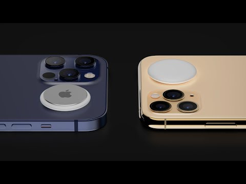iPhone 12 Pro & AirTags Final Designs Leak, Apple Watch 6/SE & Touch ID iPad Air 4!