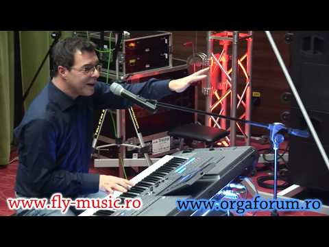 DEMO YAMAHA Tyros 5 Peter Baartmans 02
