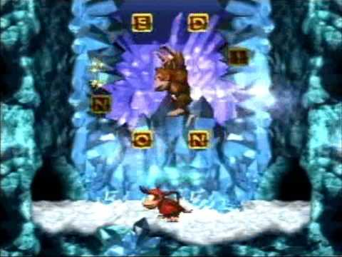 Donkey Kong Country - 101% Walkthrough, Part 18 - Slipslide Ride