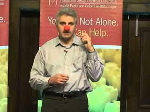 Peter Davison Professional Motivational Speaker Living with Parkinsons Disease3 x264