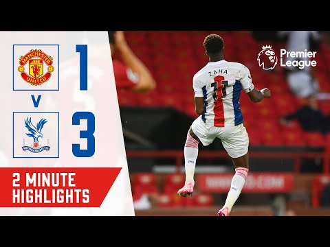Manchester United Crystal Palace Goals And Highlights